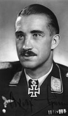 Adolf Galland foto