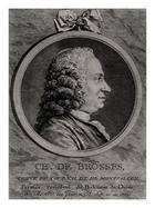 Charles de Brosses photo