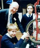 Clive Sinclair photo