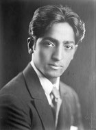 Jiddu Krishnamurti photo
