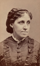 Louisa May Alcott photo