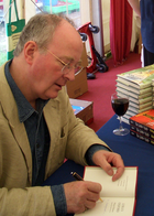 Philip Pullman photo