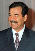 Saddam Hussein photo