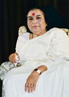 Shri Mataji Nirmala Devi photo