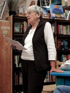 Ursula K. Le Guin photo