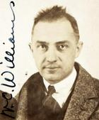 William Carlos Williams photo